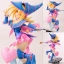 "Movie ""Yu-Gi-Oh!: The Dark Side of Dimensions"" - Movie Ver. Dark Magician Girl 1/7 Complete Figure(Pre-order) thumbnail 1"