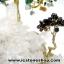 ต้นไม้มงคล หินมอสอาเกต+โกเมน+ควอตซ์ ใช้เสริมฮวงจุ้ย โต๊ะทำงาน (507g) thumbnail 5