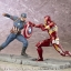 ARTFX+ - Captain America Civil War: Captain America Civil War 1/10 Easy Assembly Kit(Pre-order) thumbnail 13