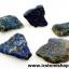 ลาพิส ลาซูลี่ Lapis Lazuli ก้อนธรรมชาติ 10 ชิ้น (109g) thumbnail 4