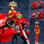 Frame Arms Girl - Frame Arms Girl & Rapid Raider Set (Fleswerk Ver.) Plastic Model(Pre-order) thumbnail 1