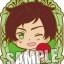 Hetalia The Beautiful World - Trading Rubber Strap 12Pack BOX(Pre-order) thumbnail 11