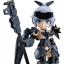 Desktop Army Frame Arms Girl KT-323f Jinrai Series 4Pack BOX(Pre-order) thumbnail 7