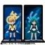 "Tamashii Buddies - Sailor Neptune ""Sailor Moon""(Pre-order) thumbnail 5"