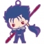 Rubber Mascot - Fate/Grand Order Design produced by Sanrio 8Pack BOX(Pre-order) thumbnail 5