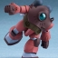 Fang of the Sun Dougram - COMBAT ARMORS MAX 12 1/72: Soltic H404S Mackerel Plastic Model(Pre-order) thumbnail 4
