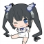 Is It Wrong to Try to Pick Up Girls in a Dungeon? - Petanko Trading Rubber Strap 10Pack BOX(Pre-order) thumbnail 2