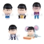 Osomatsu-san - Ichimatsu ga Ippai Collection Figure 6Pack BOX(Pre-order) thumbnail 1