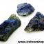 ลาพิส ลาซูลี่ Lapis Lazuli ก้อนธรรมชาติ 7 ชิ้น (107g) thumbnail 3