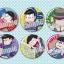 es Series nino Trading Badge Collection - Osomatsu-san vol.2 30Pack BOX(Pre-order) thumbnail 2