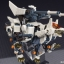 HMM ZOIDS 1/72 RHI-3 Command Wolf Repackage Edition Plastic Model(Pre-order) thumbnail 12