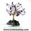 ต้นไม้มงคล หินอเมทิสต์ ใช้เสริมฮวงจุ้ย โต๊ะทำงาน (285g) thumbnail 2