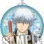Gintama - Trading Tsunagaru Can Badge Charm 10Pack BOX(Pre-order) thumbnail 2