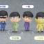 Osomatsu-san Mini-Figures: Overall Ver. (Limited Pre-order) thumbnail 1