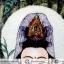 ▽[โปรโมชั่น] ภาพเทพเจ้าแม่กวนอิม ทำจากพลอยและหิน (ขนาดรวมกรอบ 41x51 นิ้ว.) thumbnail 8