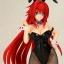 High School D x D BorN - Rias Gremory Bunny ver. 1/6 Complete Figure(Pre-order) thumbnail 8