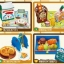 Doraemon Minna no Bakery 8Pack BOX (CANDY TOY) thumbnail 1