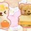 อุปกรณ์ทำเบนโตะ ข้าวกล่อง ชุดพิมพ์กดข้าวหมีและกระต่าย พร้อมแผ่นกดตกแต่งเสื้อผ้า thumbnail 6