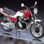 1/12 NAKED BIKE No.03 Honda CBX400F Plastic Model(Tentative Pre-order) thumbnail 1