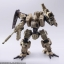 Front Mission The First - WANDER ARTS: Zenith Desert Ver. Action Figure(Pre-order) thumbnail 4