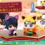 Petit Chara Land Maneki-Neko NARUTO Shippuden Maneki Kyubi Dattebayo! Set of 2 Mascot Figures(Pre-order) thumbnail 1