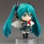 Nendoroid Co-de - Character Vocal Series 01 Miku Hatsune Red Feather Community Chest Movement 70th Anniversary Commemoration Co-de(Pre-order) thumbnail 3