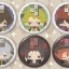Koedarize Accessory Series - Bungo Stray Dogs Can Badge Collection 10Pack BOX(Pre-order) thumbnail 1