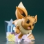 "ARTFX J - ""Pokemon"" Series: Blue with Eevee 1/8 Complete Figure(Pre-order) thumbnail 15"