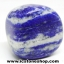 ลาพิส ลาซูลี่ Lapis Lazuli ขัดมันขนาดพกพา (40g) thumbnail 3