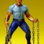 ARTFX+ - MARVEL UNIVERSE Defenders: Luke Cage 1/10 Easy Assembly Kit(Pre-order) thumbnail 2