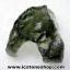 ▽สะเก็ดดาวโมลดาไวท์ (Moldavite) 1.6ct. thumbnail 2