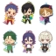 KING OF PRISM - Toji Colle Rubber Clip Badge vol.1 7Pack BOX(Pre-order) thumbnail 1