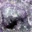 ▽อเมทิสต์ Amethyst ตั้งโต๊ะ พร้อมฐานกระจก (1.13 KG) thumbnail 10
