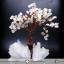 ต้นไม้มงคล หินมูนสโตน -ควอตซ์ ใช้เสริมฮวงจุ้ย โต๊ะทำงาน (373g) thumbnail 3