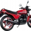 1/12 NAKED BIKE No.27 Kawasaki Z400GP Plastic Model(Back-order) thumbnail 1