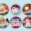 es Series nino Trading Badge Collection - Osomatsu-san vol.2 30Pack BOX(Pre-order) thumbnail 4