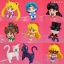Ochatomo - Series Sailor Moon: Moon Prism Cafe 8Pack BOX(Pre-order) thumbnail 1