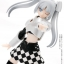 "Picco Neemo Character Series AK No.002 ""Miss Monochrome -The Animation-"" Miss Monochrome Complete Doll(Pre-order) thumbnail 5"