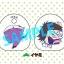 Toy'sworks Collection Niiten-gomu! Clip - Osomatsu-san 10Pack BOX(Pre-order) thumbnail 9