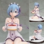 Re:ZERO -Starting Life in Another World- Rem Birthday Cake Ver. 1/7 Complete Figure(Pre-order) thumbnail 1