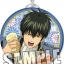 Gintama - Trading Tsunagaru Can Badge Charm 10Pack BOX(Pre-order) thumbnail 4