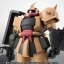 MSV Mobile Suit Variations - MS-06D Zaku Desert Type - Robot Damashii R-SP - Robot Damashii (Limited Pre-order) thumbnail 1