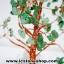 ▽ต้นไม้มงคล หินอเวนจูรีน+ควอตซ์ ใช้เสริมฮวงจุ้ย โต๊ะทำงาน (700g) thumbnail 12