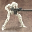 M.S.G Modeling Support Goods Weapon Unit 03 Folding Canon(Pre-order) thumbnail 9