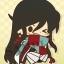 es Series nino Rubber Strap Collection - Touken Ranbu Online Kutsurogi ver. 10Pack BOX(Pre-order) thumbnail 8