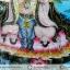 ▽[โปรโมชั่น] ภาพเทพเจ้าแม่กวนอิม ทำจากพลอยและหิน (ขนาดรวมกรอบ 41x51 นิ้ว.) thumbnail 4