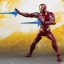 S.H. Figuarts - Iron Man Mark 50 (Avengers: Infinity War)(Pre-order) thumbnail 6