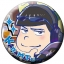 Osomatsu-san - Chara Badge Collection B 6Pack BOX(Pre-order) thumbnail 3