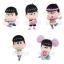 Osomatsu-san - Todomatsu ga Ippai Collection Figure 6Pack BOX(Pre-order) thumbnail 1