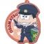 Osomatsu-san - Rubber Coaster -Hataraku Mutsugo- 7Pack BOX(Pre-order) thumbnail 2